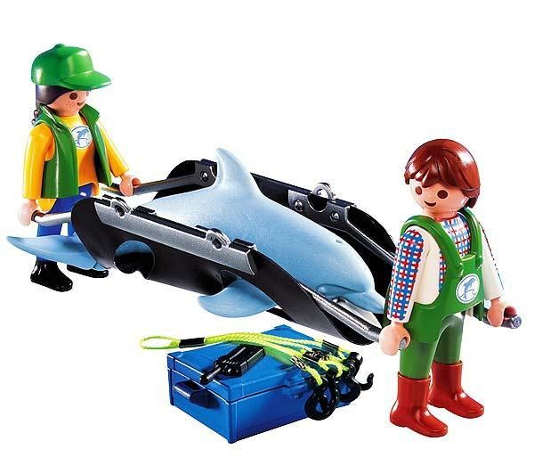 brancard-Playmobil